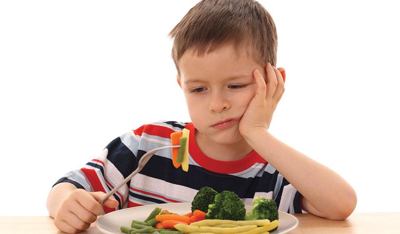 3. Tidak mengatakan hal yang tidak enak mengenai makanan